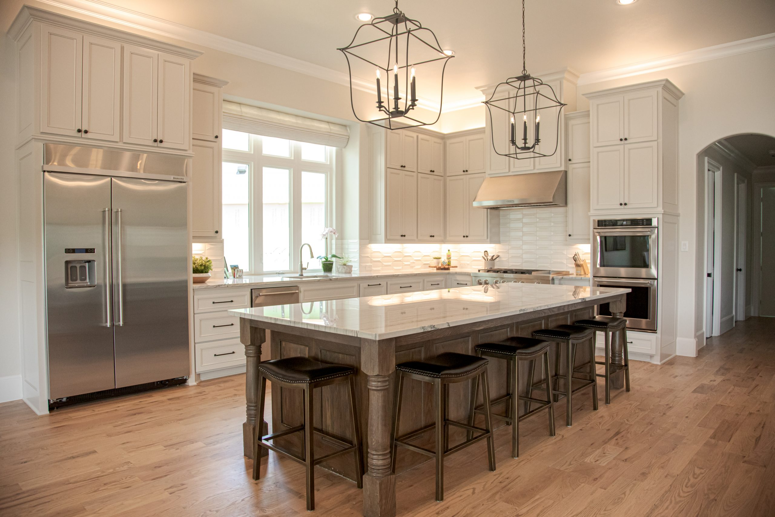 Aledo TX Home Builder Beautiful Kitchen