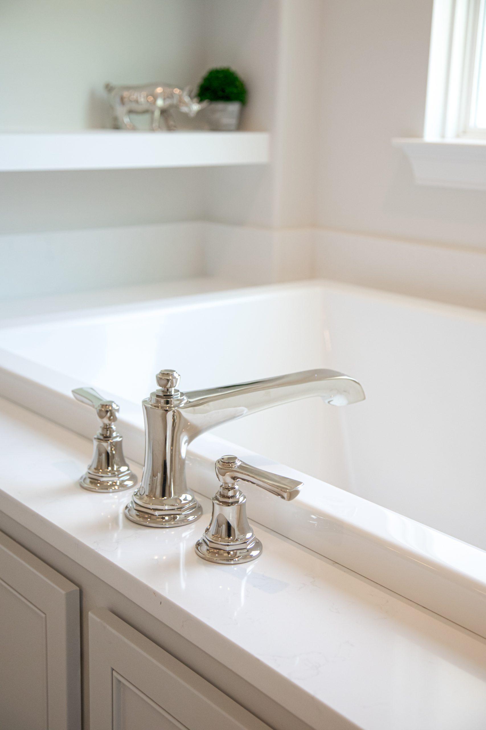 Bathtub Faucet Idea
